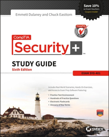 Comptia security study guide ebook by emmett dulaney comptia security study guide sy0 401 ebook by emmett dulaneychuck easttom fandeluxe Gallery