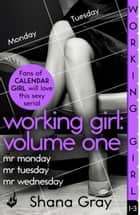 Working Girl: Volume One (A sexy serial, perfect for fans of Calendar Girl) ebook by Shana Gray