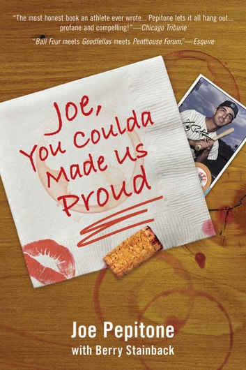Joe, You Coulda Made Us Proud ebook by Joe Pepitone