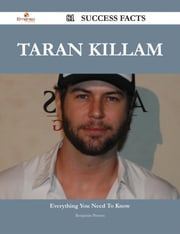 Taran Killam 81 Success Facts - Everything you need to know about Taran Killam ebook by Benjamin Powers