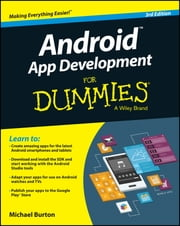 Android App Development For Dummies ebook by Michael Burton
