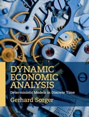 Dynamic Economic Analysis ebook by Sorger, Gerhard