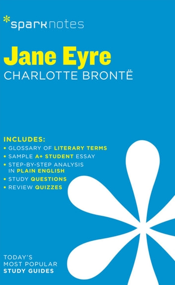 Jane Eyre SparkNotes Literature Guide eBook by SparkNotes