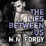 The Lies Between Us audiobook by M. N. Forgy