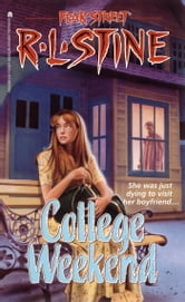 College Weekend ebook by R.L. Stine