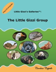 Little Gizzi's Galleries™: The Little Gizzi Group ebook by Carolina Cappello
