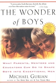 The Wonder of Boys ebook by Michael Gurian