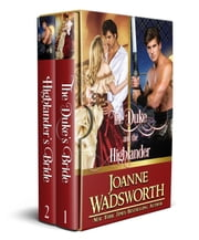 The Duke and the Highlander Boxed Set ebook by Joanne Wadsworth