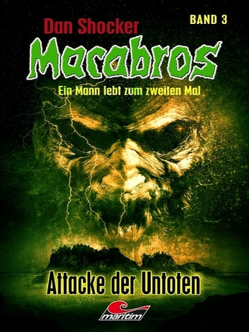 Dan Shocker's Macabros 3 ebook by Dan Shocker