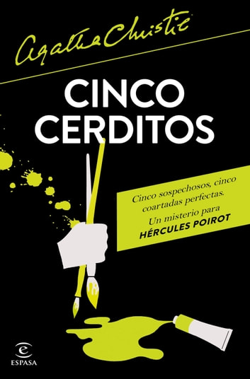 Cinco cerditos ebook by Agatha Christie