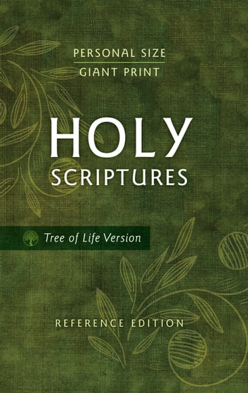 TLV Personal Size Giant Print Reference Bible, Holy Scriptures ebook by Baker Publishing Group