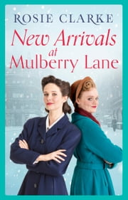New Arrivals at Mulberry Lane - Full of family, friends and foes! ebook by Rosie Clarke