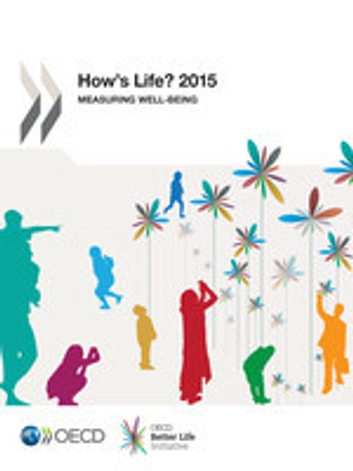 How's Life? 2015: Measuring Well-being ebook by