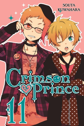 Crimson Prince, Vol. 11 ebook by Souta Kuwahara