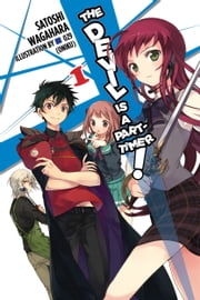 The Devil Is a Part-Timer!, Vol. 1 (light novel) ebook by Satoshi Wagahara,029 (Oniku)