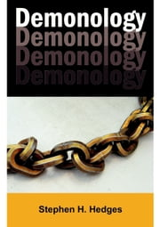 Demonology ebook by Stephen Hedges