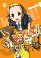 K-ON!, Vol. 3 ebook by kakifly