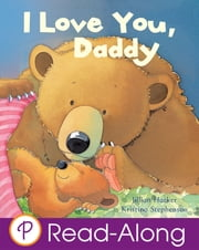 I Love You, Daddy ebook by Jillian Harker,Kristina Stephenson