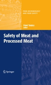 Safety of Meat and Processed Meat ebook by Fidel Toldrá