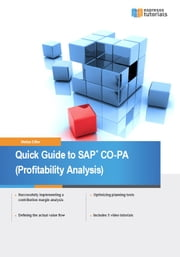 Quick Guide to SAP CO-PA (Profitability Analysis) ebook by Kobo.Web.Store.Products.Fields.ContributorFieldViewModel