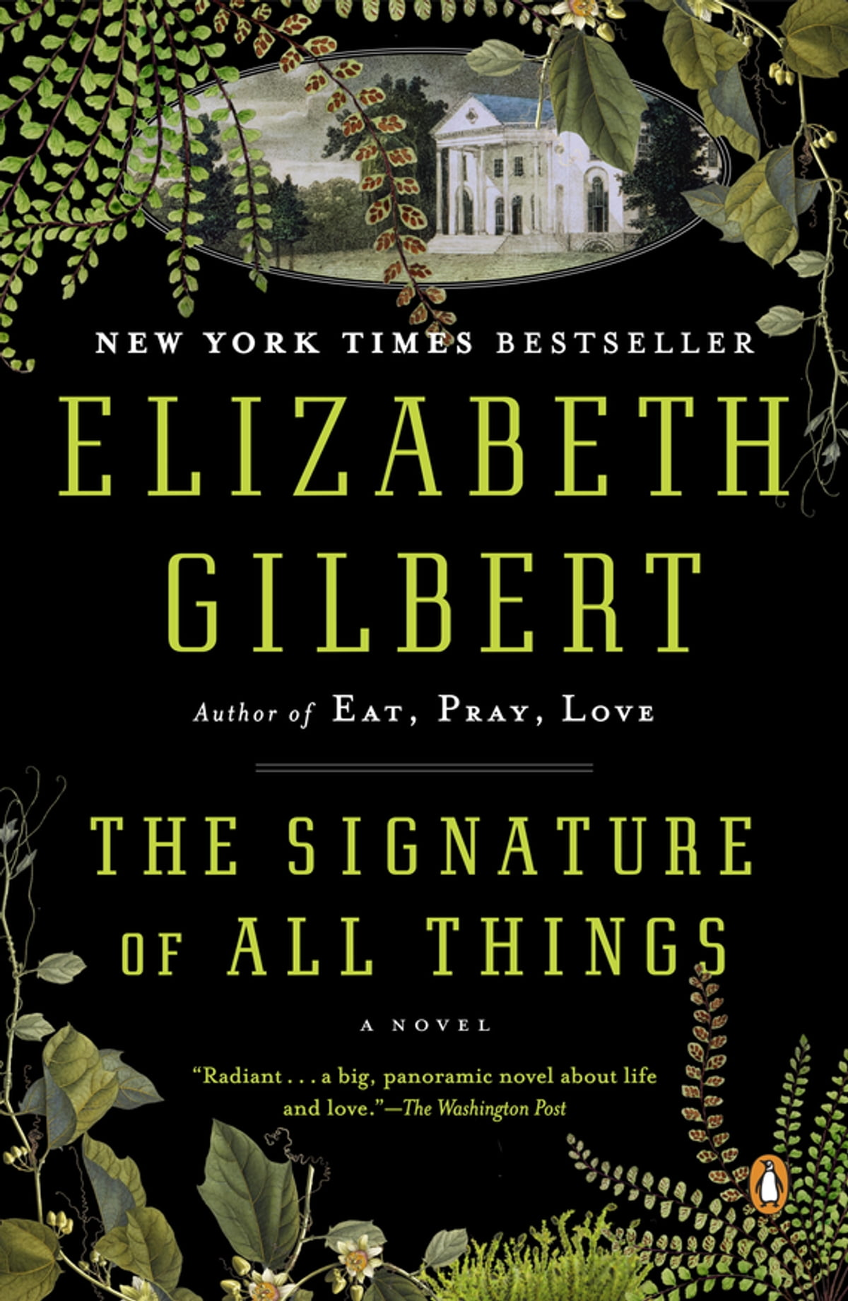 The Signature Of All Things  A Novel Ebook By Elizabeth Gilbert