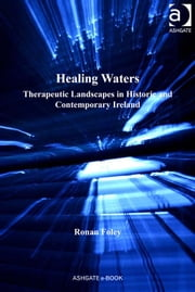 Healing Waters - Therapeutic Landscapes in Historic and Contemporary Ireland ebook by Dr Ronan Foley,Professor Susan J Elliott,Dr Allison Williams