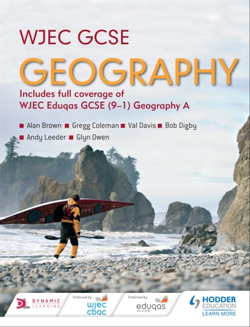 CBAC TGAU Daearyddiaeth (WJEC GCSE Geography Welsh-language edition) ebook by Andy Leeder,Alan Brown,Gregg Coleman