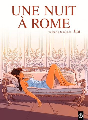 Une nuit à Rome - tome 1 ebook by Jim