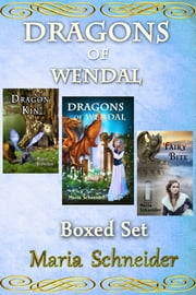 Dragons of Wendal Series Boxed Set cover