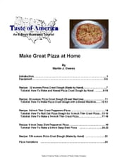 Make Great Pizza at Home ebook by Owens, Martin J.
