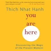 You Are Here - Discovering the Magic of the Present Moment audiobook by Thich Nhat Hanh