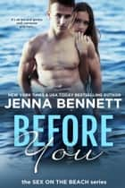 Before You - Cassie and Ty ebook by Jenna Bennett