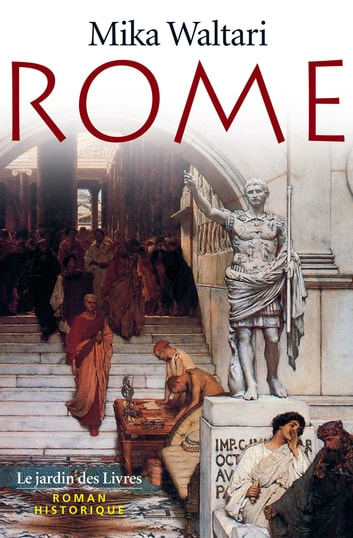 Rome eBook by Mika Waltari