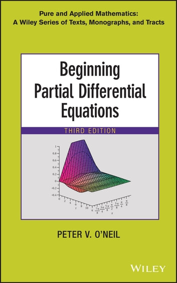 Beginning partial differential equations ebook by peter v oneil beginning partial differential equations ebook by peter v oneil fandeluxe Images