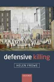 Defensive Killing ebook by Helen Frowe
