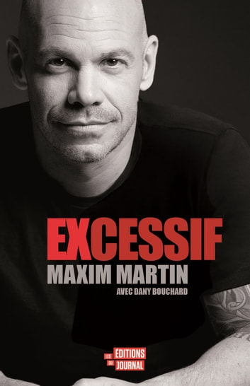 Excessif eBook by Maxim Martin