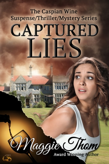 Captured Lies ebook by Maggie Thom