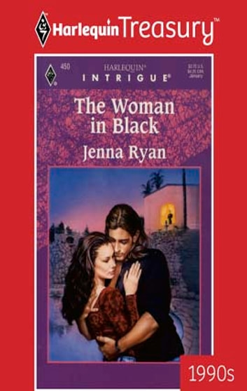 The Woman in Black ebook by Jenna Ryan