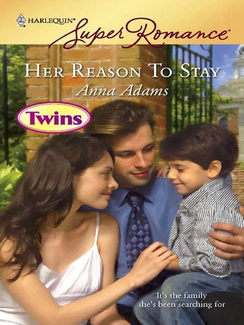 Her Reason To Stay - A Single Dad Romance ebook by Anna Adams