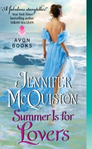 Summer Is for Lovers ebook by Jennifer McQuiston