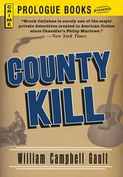 County Kill ebook by William Campbell Gault