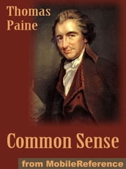 Common Sense (Mobi Classics) ebook by Thomas Paine