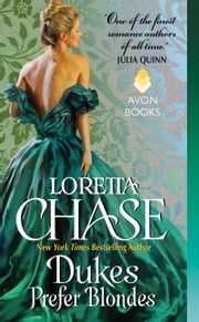 Dukes Prefer Blondes ebook by Loretta Chase
