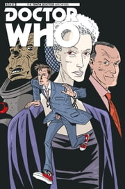 Doctor Who: The Tenth Doctor Archives #24 ebook by Tony Lee,Matthew Dow Smith,Charlie Kirchoff