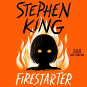 Firestarter audiobook by Stephen King