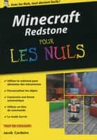Minecraft Redstone poche pour les Nuls ebook by Jacob CORDEIRO
