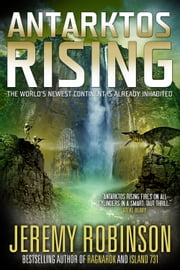 Antarktos Rising ebook by Jeremy Robinson