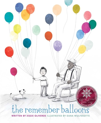 The Remember Balloons ebook by Jessie Oliveros