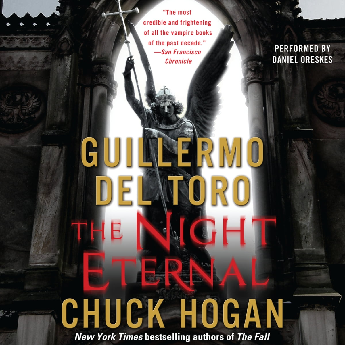 The Night Eternal Audiobook by Chuck Hogan - 9780062082725 | Rakuten Kobo