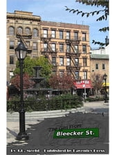 The Girl from Bleecker Street ebook by J.R. Meehl